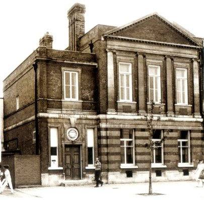 Sutton Masonic Hall, c1970
